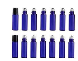 DH shop 2 PCS 5 ml roller bottles spray oil bottles essentia