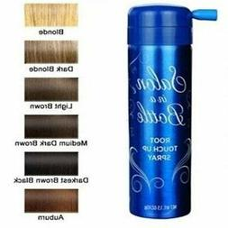 Salon in a Bottle Root Touch Up Hair Spray, Choose your Colo