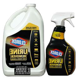 Clorox Urine Remover for Stains and Odors, 32 oz. Spray Bott