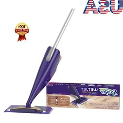 Swiffer WetJet Wood Floor Mopping and Cleaning Starter Kit,