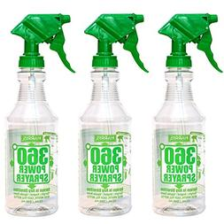Harris Professional Wide Mouth 32oz Empty Spray Bottles for
