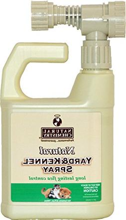 Natural Chemistry Natural Yard & Kennel Spray 32 Oz