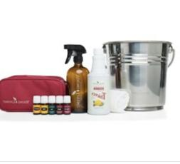 Young Living Thieves Home Cleaning Kit  Essential Oils, Spra